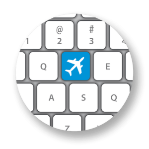 keyboard button